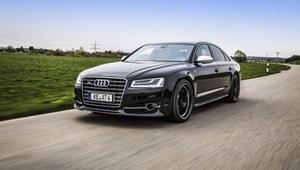 675 KM w Audi S8 od ABT