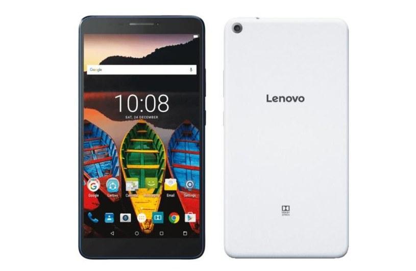 7-calowy tablet Lenovo został wyceniony na minimum 119 euro /materiały prasowe