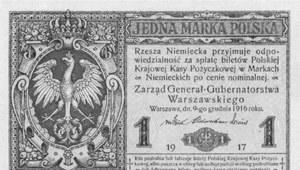 7 grudnia 1918 r. PKKP państwową instytucją emisyjną dla walut
