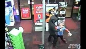 7-latek próbował powstrzymać złodzieja