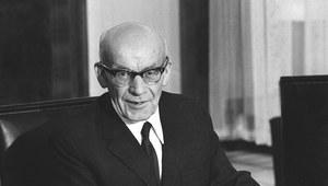"""7 maja 1964 r. Gomułka o """"dogmatykach i warchołach"""""""