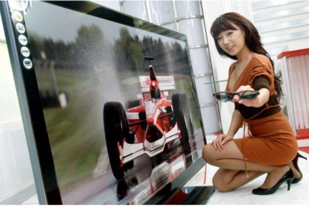 72-calowe LCD LED 3D firmy LG /HDTVmania.pl