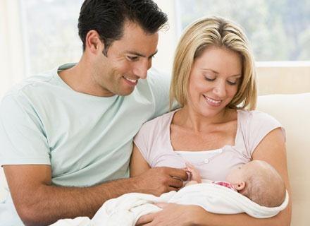 72% Europejek uważa, że ich związek stał się lepszy, odkąd pojawiło się w nim potomstwo /© Panthermedia