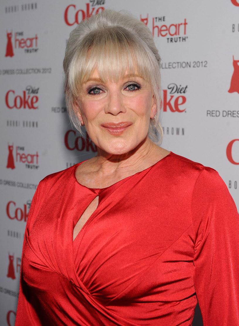 72-letnia Evans znana jest z roli Krystle i ze swoich operacji plastycznych. /Michael Buckner  /Getty Images