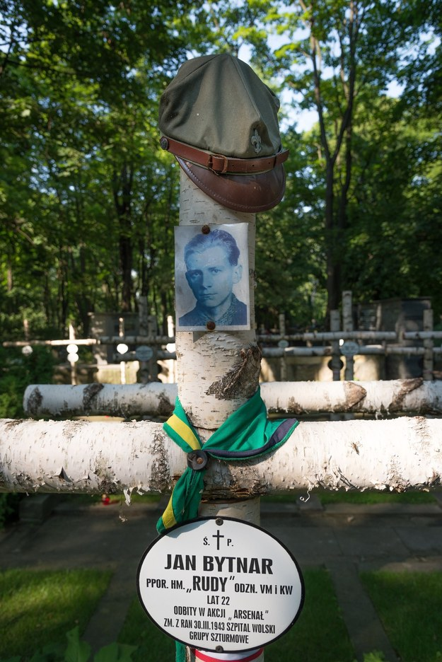75 lat temu zmarł Jan Bytnar ps. Rudy, bohater Szarych Szeregów /Marcin Morawski /East News