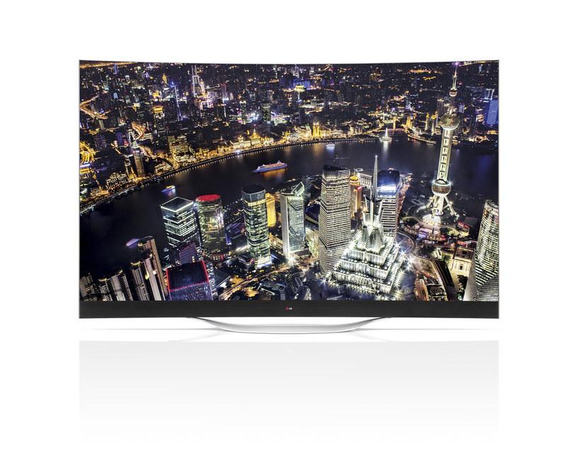 77-calowy telewizor OLED LG /materiały prasowe