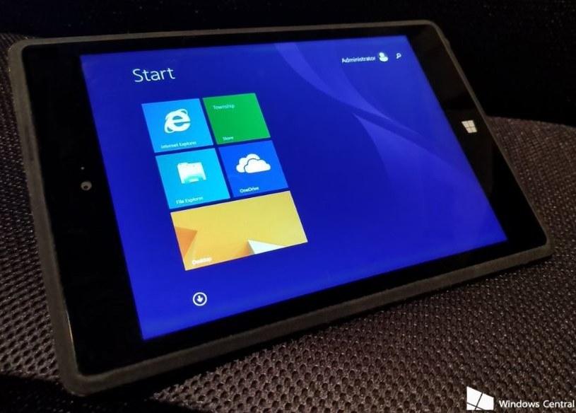 8-calowy Surface nie wygląda tak dobrze, jak jego większy odpowiednik /Windows Central /Internet