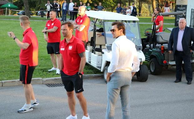 800 kibiców będzie oglądać pierwszy trening kadry w Arłamowie