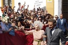 85-letnia księżna Alby wyszła za mąż