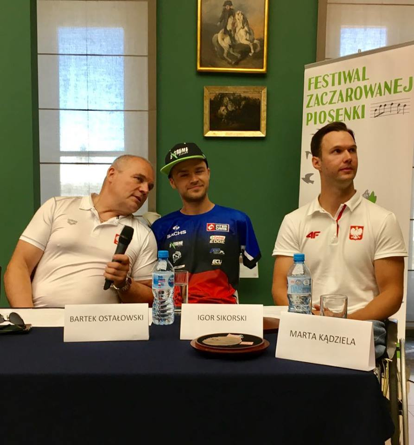9 i 10 czerwca w Krakowie odbędą się spotkania z udziałem sportowców /Styl.pl