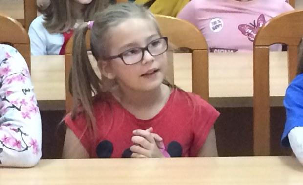 9-letnia Julia z Siemianowic Śląskich uratowała bliskich przed zaczadzeniem