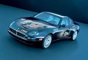 90 lat Maserati