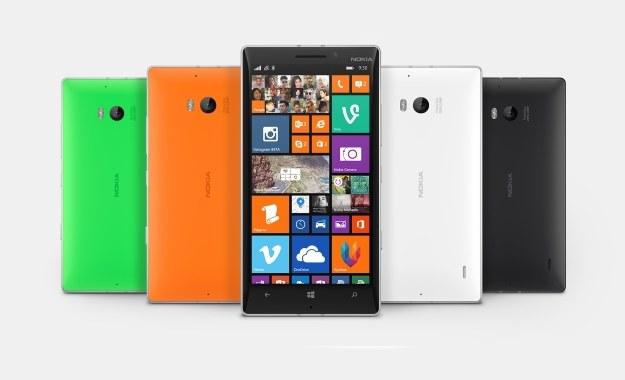 930 - ostatni flagowy model serii Lumia /materiały prasowe