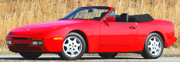 944 Cabriolet /Motor