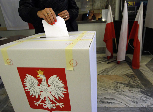 96 lat temu Polki otrzymały czynne i bierne prawo wyborcze /KRYSTIAN DOBUSZYNSKI/REPORTER /East News