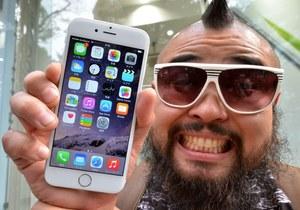 99 proc. posiadaczy iPhone'a kocha swojego iPhone'a