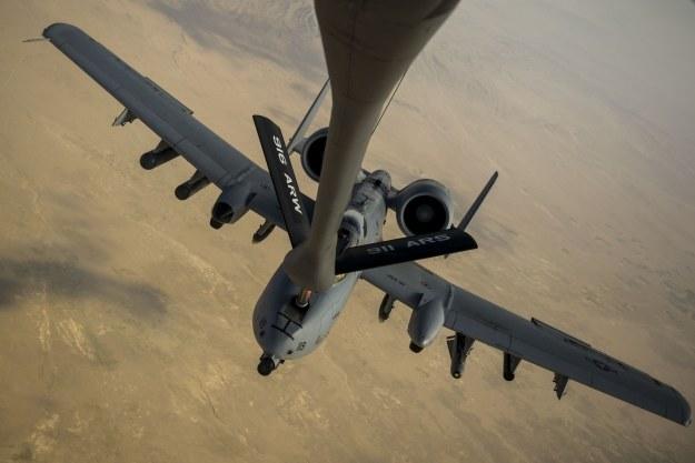 A-10.  Fot. U.S. Air Force photo/Senior Airman Matthew Bruch /materiały prasowe