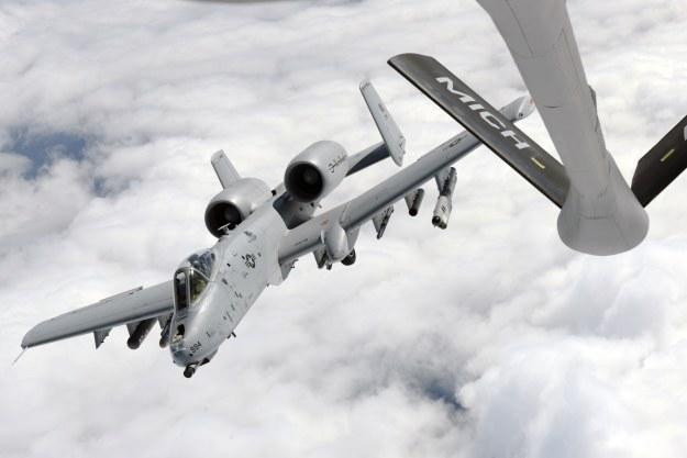 A-10C Thunderbolt II       Fot. U.S. Air National Guard photo/Master Sgt. David Kujawa /materiały prasowe