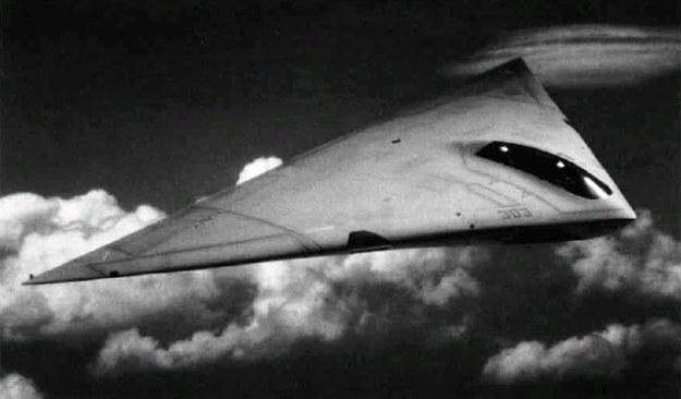 A-12 Avenger.   Fot. US Navy /materiały prasowe