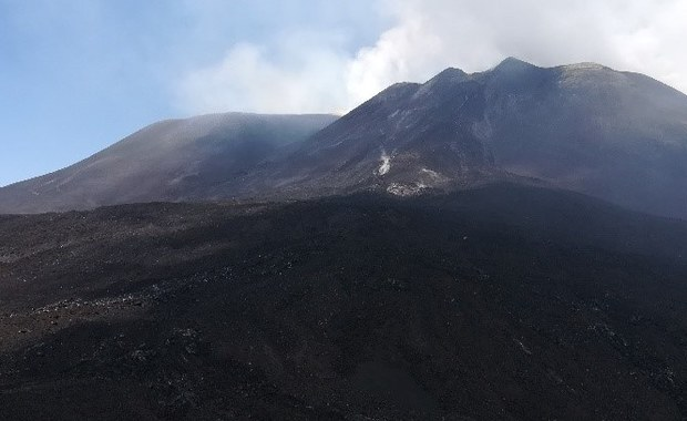 A jeśli Etna to nie wulkan?