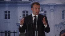 A. Merkel i E. Macron porozumieli się w sprawie stworzenia osobnego budżetu strefy euro