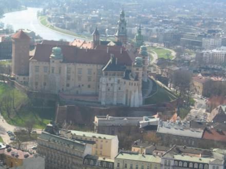 ... a może Kraków? /RMF
