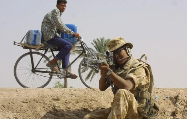 A może skuteczniejszy okazałby się rower? /AFP