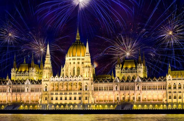 A może Sylwester w Budapeszcie? /123/RF PICSEL