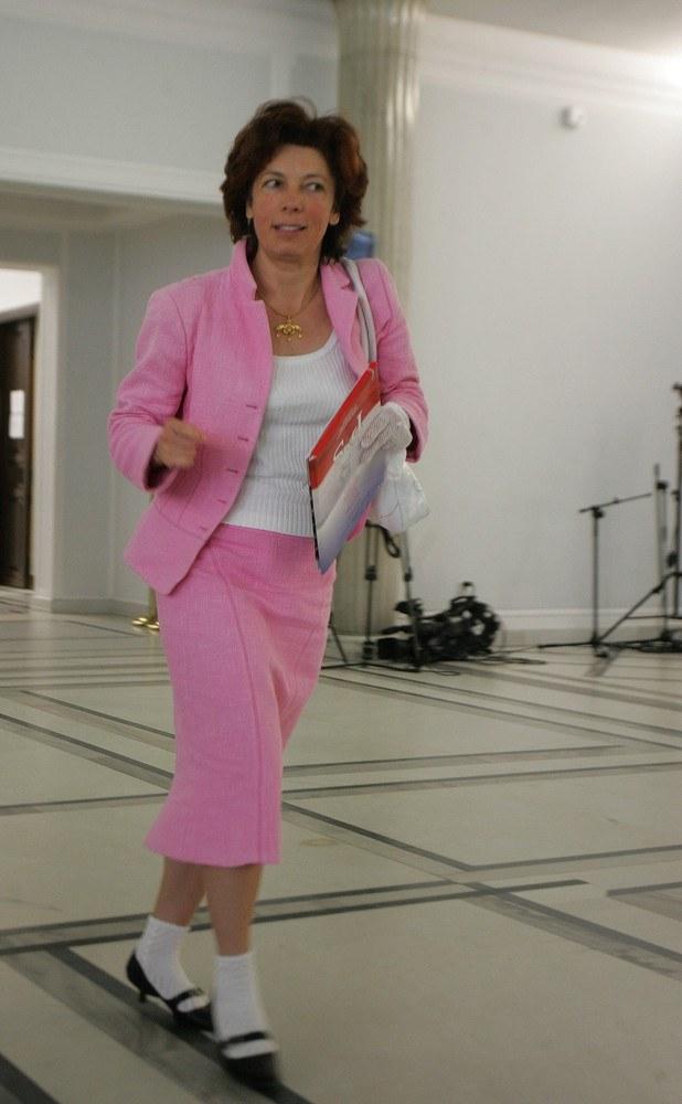 A tak Nelli Rokita. Pani premier powinna posłuchać jej rad? /Witold Rozbicki/REPORTER /East News