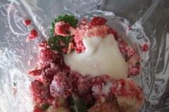 A tak wyglądają nasze lody po przygotowaniu: