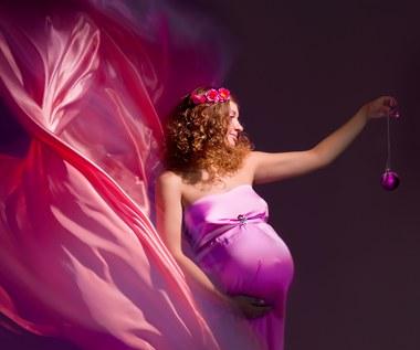 A taka sesja zdjęciowa w ciąży?