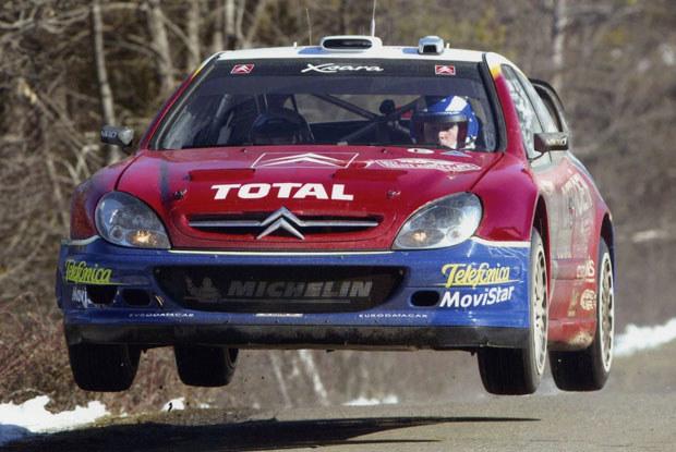 .. a także xsary WRC / kliknij /INTERIA.PL