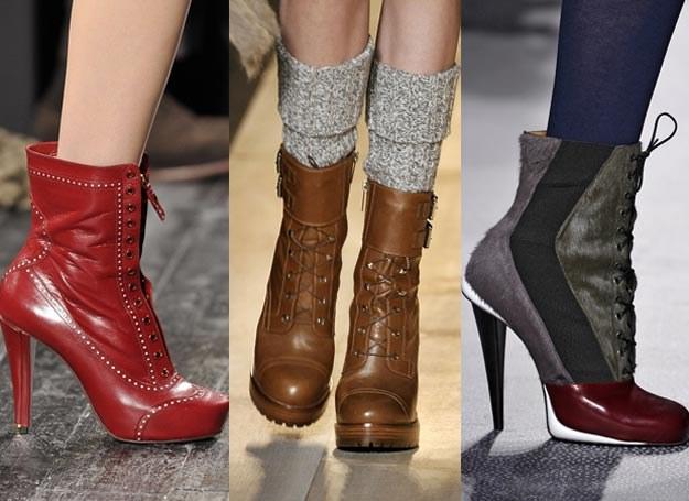 A ty jakie buty wybierzesz? /East News/ Zeppelin