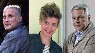 A wraz z nimi - nowe przygody i romanse!  Przed Wami spotkanie z Rafałem, Kubą i Robertem… Zapraszamy!