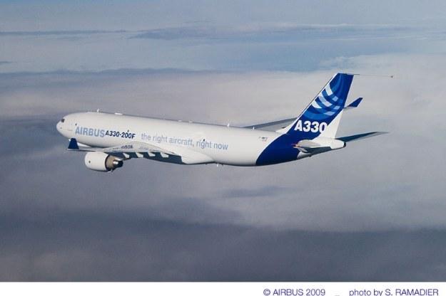 A330-200F.   Fot. Airbus /materiały prasowe