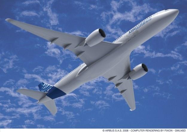 A350 XWB /materiały prasowe