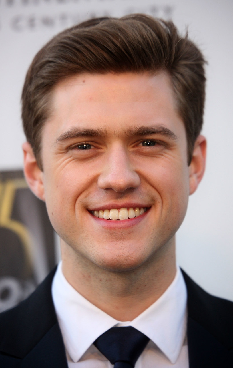 Aaron Tveit /Frederick M. Brown /Getty Images