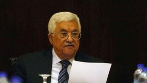 Abbas: We wszelkich rozmowach z Izraelem potrzebny limit czasowy
