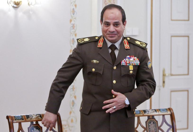 Abd el-Fatah es-Sisi /AFP