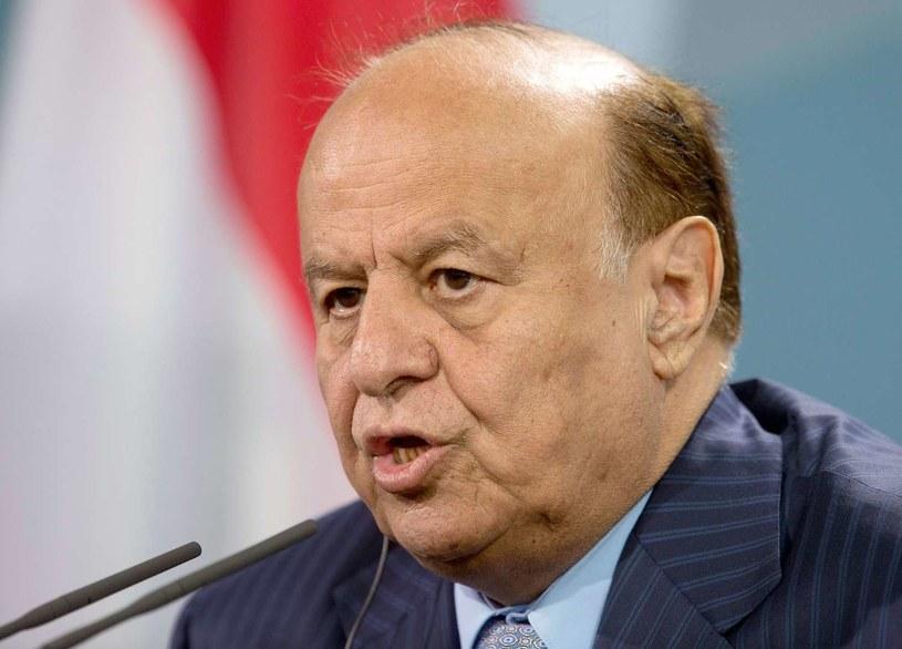 Abd Rabbuh Mansur Hadi /AFP