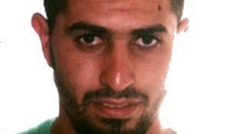 Abdelwahid Sadik Mohamed. /SPAINISH INTERIOR MINISTRY /PAP/EPA