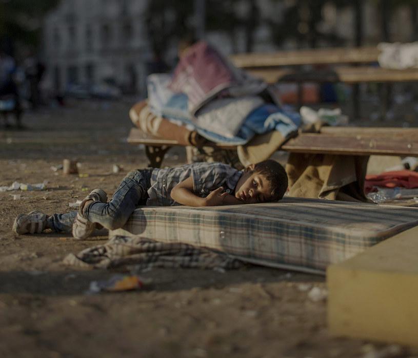 Abdullah, 5 lat /fot. Magnus Wennman/Aftonbladet/REX Shutterstock /East News
