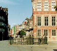 Abraham van den Blocke, fontanna Neptuna, Gdańsk /Encyklopedia Internautica