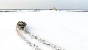 Abramsy strzelają w Polsce
