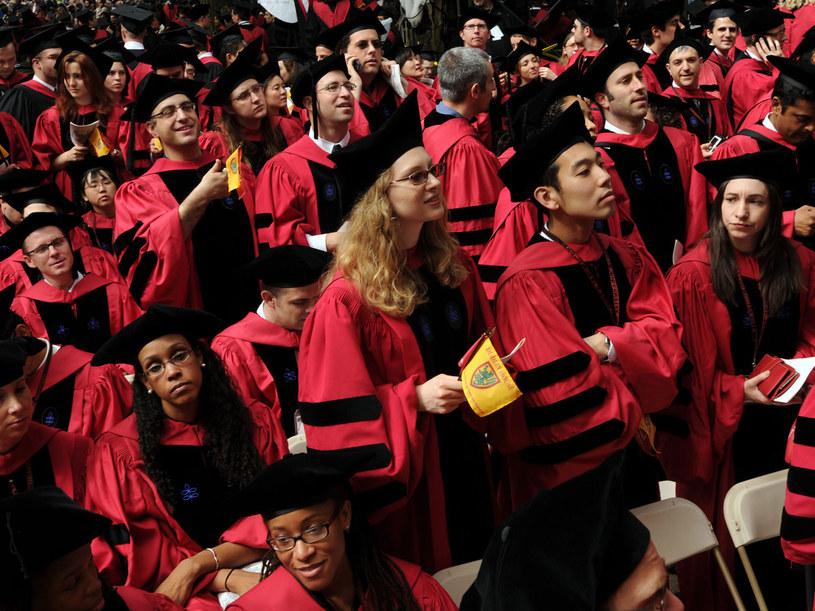 Absolwenci Harvardu, Oxfordu czy Yale to światowa elita w biznesie i nauce  /Getty Images/Flash Press Media