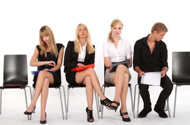 Absolwenci nie są atrakcyjni dla pracodawców /© Panthermedia