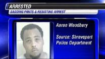 Absurd! Został zatrzymany, bo nosił za nisko opuszczone spodnie!