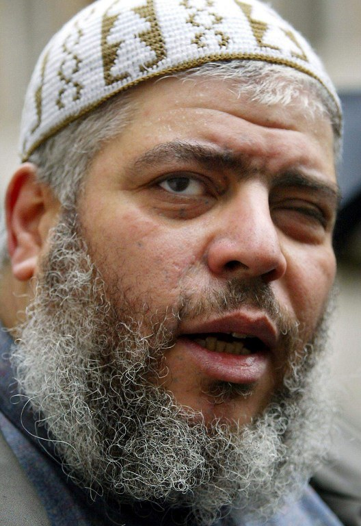 Abu Hamza al-Masri /AFP