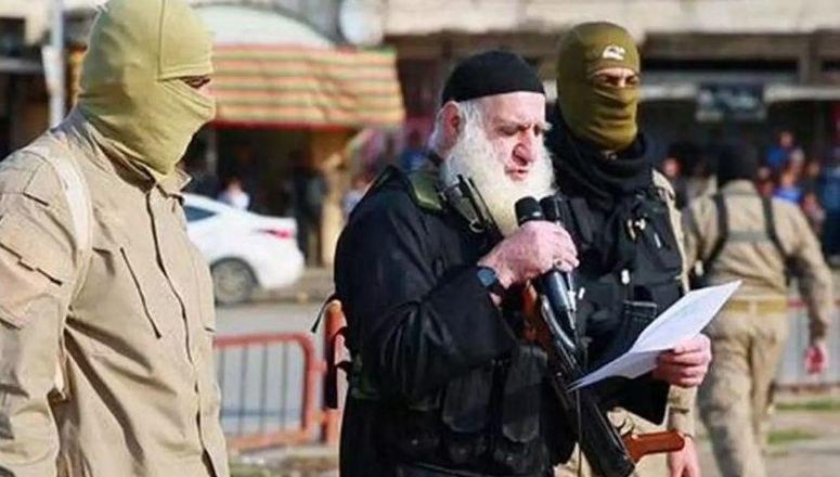 """Abu Omer, znany jako """"Białobrody"""" /"""