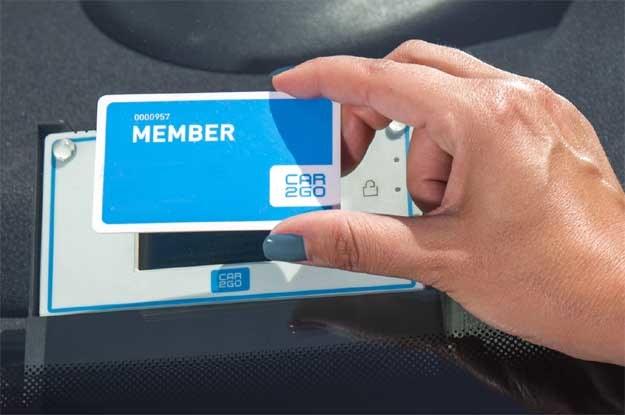 Aby przystąpić do systemu, należy wykupić za 10 euro kartę członkowską /